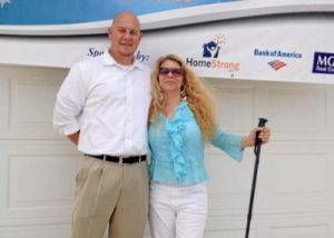HomeStrong in Rancho Cucamonga helps vet get home