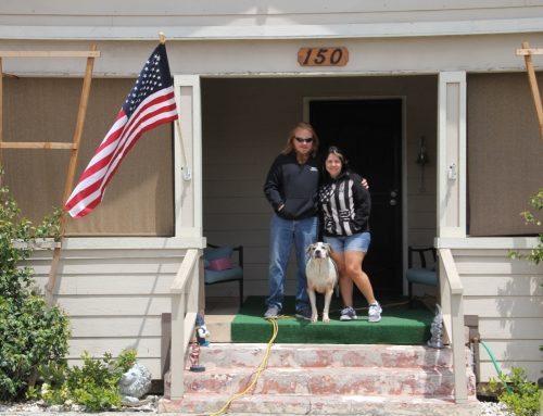 HomeStrong USA and Home Depot Team Up To Help Disabled Veteran In Ontario, CA