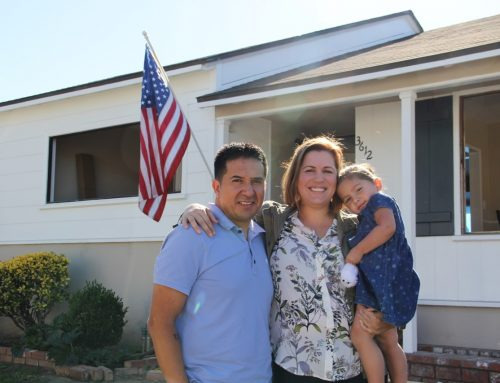 HomeStrong USA Teams Up With Northrop Grumman to Help Military Family in Lakewood, CA