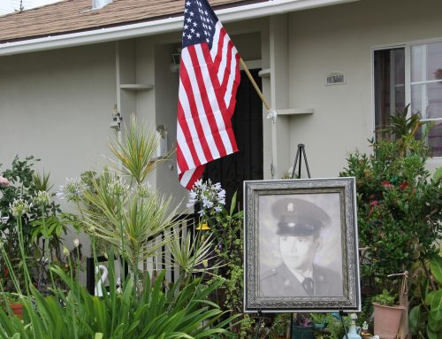 Honoring a Vietnam Veteran's Legacy By Taking Care of His Family