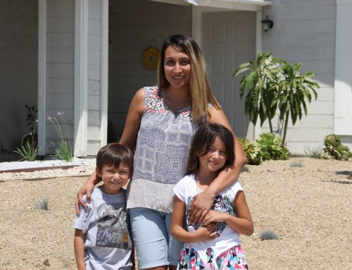 U.S. Marine Corps Veteran and Single Mother of Two Receives Critical Home Repairs and a New Solar System